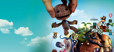 Juego infantil de PlayStation Vita Little Big Planet Vita