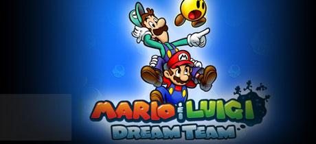 Juego Mario Luigi Dream Team Bros Para Nintendo 3ds