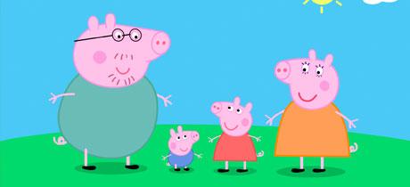 Nuevas aventuras de Peppa Pig en Clan TVE
