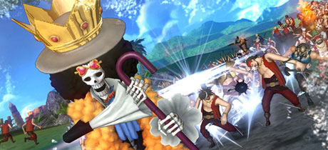 Los Comics De Manga Cobran Vida Con One Piece Pirate Warriors 2