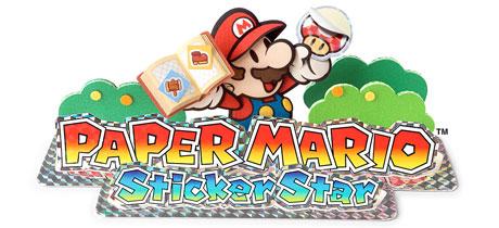 Mario Paper Sticker Star Juego De Ingenio Para La Nintendo 3ds