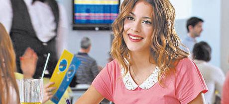 personajes de la serie Violetta Violetta
