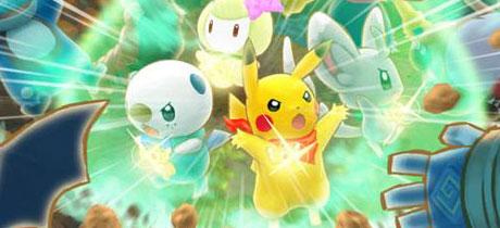 Juego Para Niños Pokémon Mundo Misterioso Portales Al Infinito