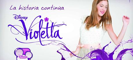 Estreno de la segunda temporada de la serie juvenil Violetta