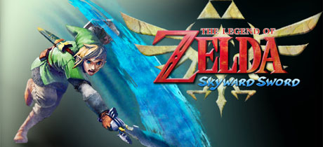Juego infantil The Legend of Zelda Skyward Sword para Wii