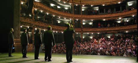 Teatro campos el seos antzokia espect culos infantiles en bilbao - Teatro campos elisios ...