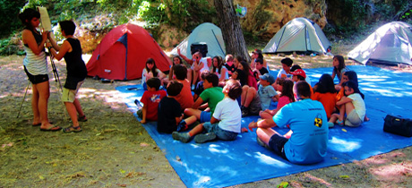 Campamento Infantil De Verano Félix Rodríguez De La Fuente En Castellón