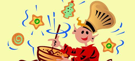 El cocinero de nochebuena cuento infantil de navidad for Libro cocina para ninos