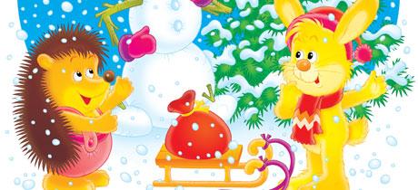 Una navidad en el bosque cuentos de animales - Cuentos de navidad para ninos pequenos ...