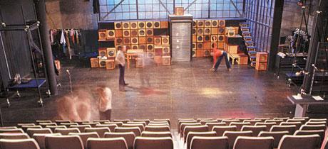 Best Sala Teatro Cuarta Pared Images - Casas: Ideas, imágenes y ...