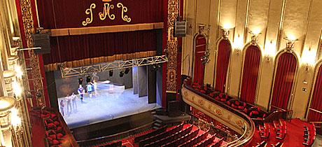 musicales en teatros en madrid: