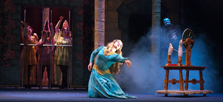 La bella durmiente musical para ni os en madrid for Teatro figaro adolfo marsillach