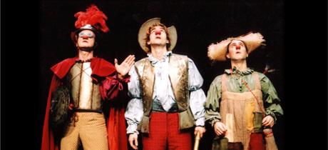 Clown quijote de la mancha el quijote para ni os en madrid for Teatro figaro adolfo marsillach