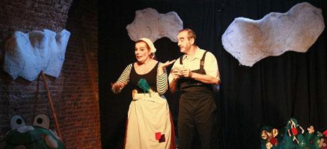 Las habichuelas m gicas teatro musical para ni os en madrid for Teatro figaro adolfo marsillach