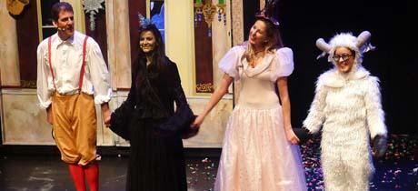 Las brujas de oz teatro infantil en el teatro auditorio casa de campo - Recinto ferial casa de campo ...
