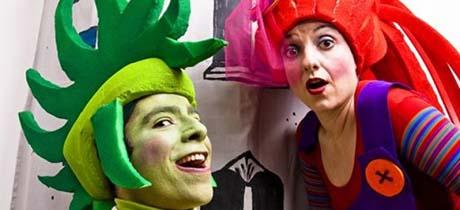 Croa teatro infantil en el teatro auditorio casa de campo - Recinto ferial casa de campo ...