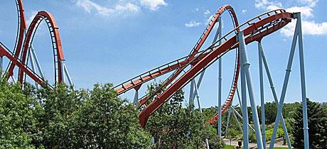 Parque Six Flags En Ciudad De Mexico Para Ninos