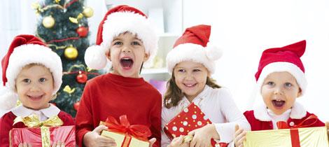 Los mejores planes con ni os para navidad 2013 for Tarjetas de navidad para ninos pequenos