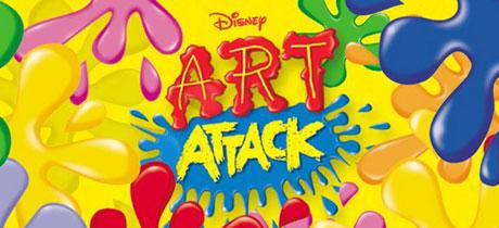 Art Attack Programa Infantil De Manualidades En Disney Junior