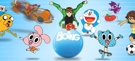 Boing Canal De Dibujos Y Series Para Ninos