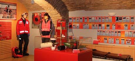 Museo del fuego y los bomberos