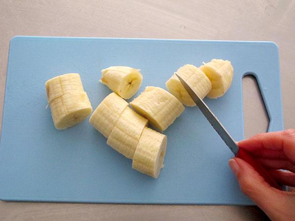 Receta De Batido De Plátano Y Fresas