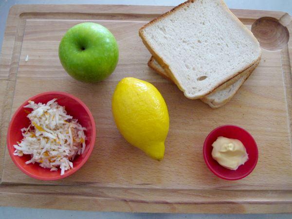 receta infantil de mini sndwiches especial cumpleaos paso