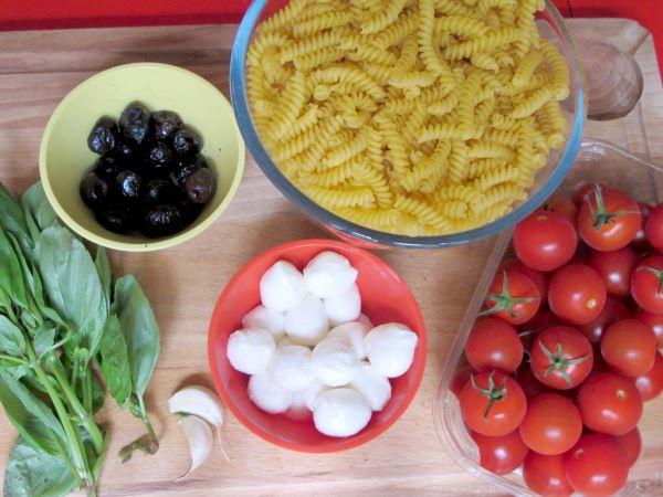 Ensalada de pasta recetas f ciles para ni os for Ingredientes para cocinar