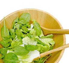 Los brotes de soja se comen crudos