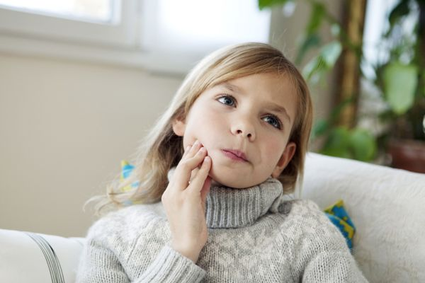 medicina para el dolor de dientes en niños