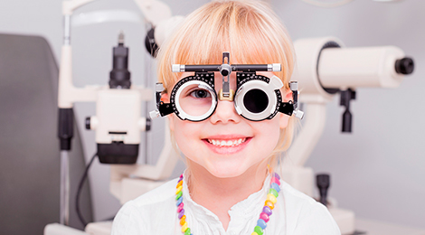 talla 40 b706c 68cc5 Gafas gratuitas para niños