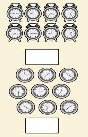 Ficha de matemáticas para aprender los números del 1 al 10