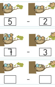 Aprender A Restar Ficha De Matematicas Para Ninos