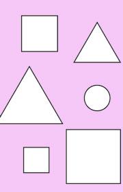 Conocer Las Figuras Planas Ejercicio De Matematicas Para Ninos