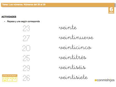Fichas Del Numero 30 Para Colorear Actividad A Realizar Traza El