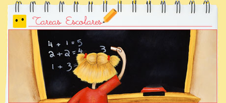 Ejercicios de evaluación de matemáticas para niños