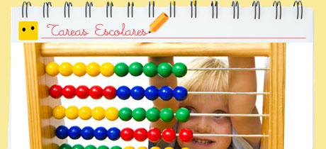 Ejercicios de matemáticas para niños por edades. Tamaños